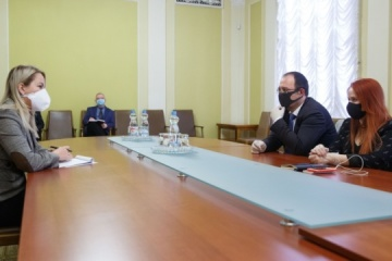 Deputy head of President's Office, UNICEF representatives discuss social issues amid coronavirus