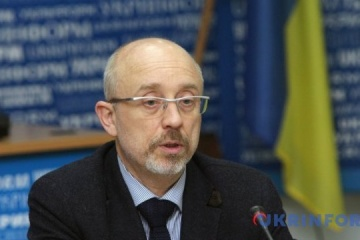 Reznikov: Real coronavirus statistics hidden in occupied Donbas and Crimea