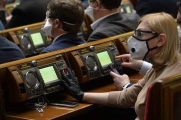 Parlament verabschiedet Gesetz über Antragsflut