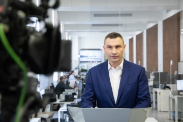 Klitschko says Kyiv has 380 medical ventilators