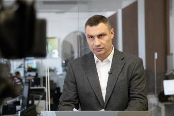 Vitaly Klitchko : Au total, 267 cas de coronavirus ont été confirmés à Kyiv