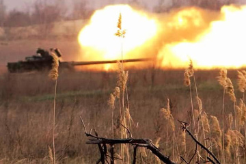 Invaders fire banned mortars in Donbas. One Ukrainian soldier killed