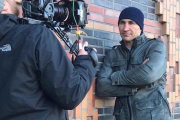 Wladimir Klitschko kündigt Herausgabe eines neuen Buches an
