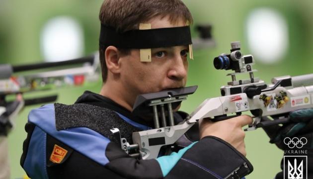 """Українець Царьков виграв """"срібло"""" ЧЄ у стрільбі з пневматичної гвинтівки"""