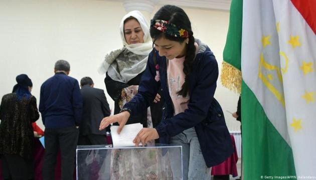 В Таджикистане прошли выборы в парламент