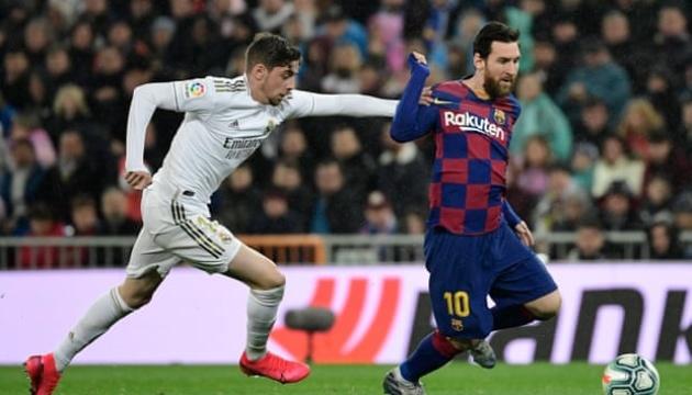 «Реал» обіграв «Барселону» і став лідером Ла Ліги