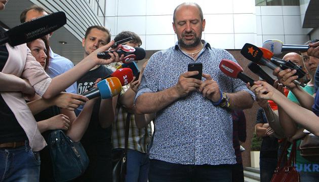 Ex-commander of Aidar battalion released from custody