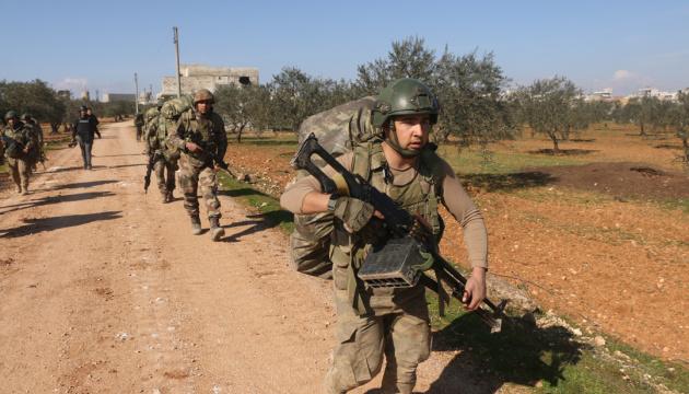 Туреччина підбила поточний підсумок військової операції у Сирії