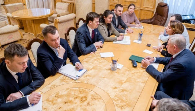 Govnt, NBU discuss easing of mortgage and business loans