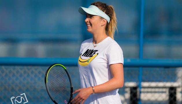 Світоліна вийшла до чвертьфіналу турніру WTA у Монтерреї в парному розряді