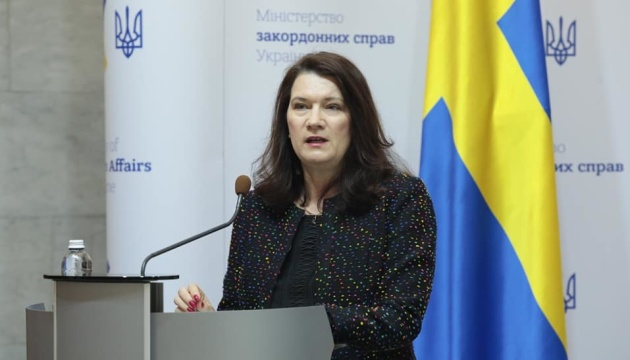 OSCE mission will facilitate dialogue in Donbas - Linde