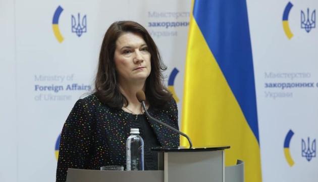 OSZE-Vorsitzende Linde besucht diese Woche die Ostukraine