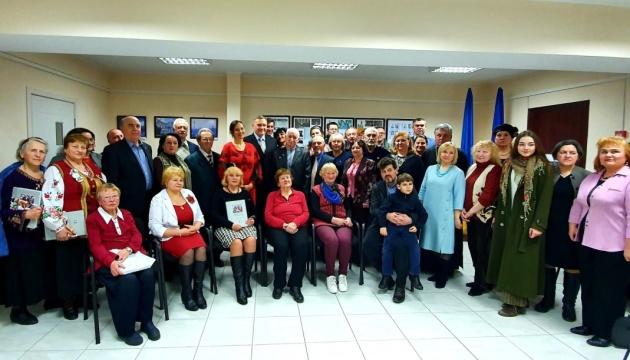 В Молдові відзначили діяльність благодійного фонду українських митців