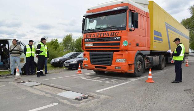 На дорогах станет больше инспекторов Укртрансбезопасности,