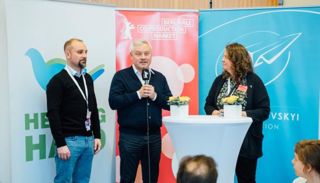 Фонд Ігоря Янковського і Держкіно України провели Український бізнес-ланч на ювілейному 70-му Берлінському кінофестивалі