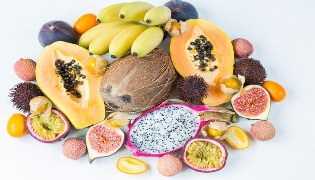 ТОП-3 корисних екзотичних фруктів