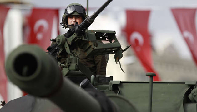 Туреччина відправила підрозділи збройних сил на навчання в Азербайджан