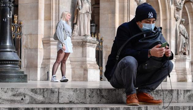 Коронавірус зафіксували у 34 країнах Європи