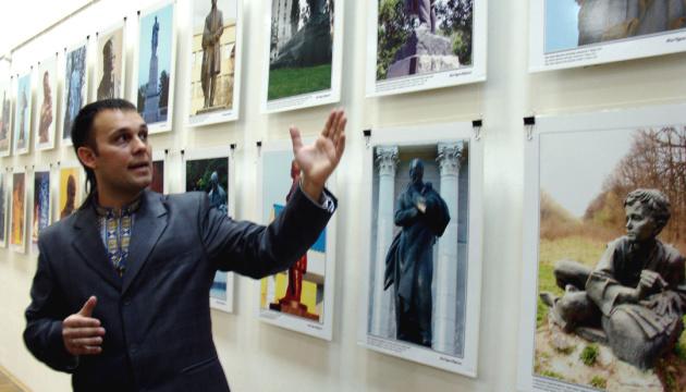 Руслан Теліпський у Парижі розкаже про «Монументальну Шевченкіану»