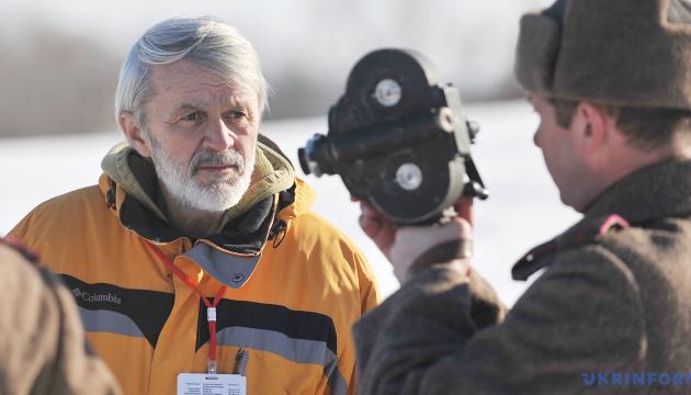 """Фільм """"Толока"""" Іллєнка показали по всій лінії фронту на Донбасі"""