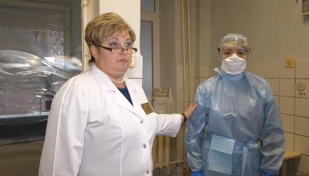 У Чернігові шиють спецодяг для захисту лікарів від коронавірусу