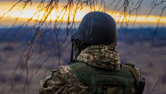 Donbass : Quatre militaires ukrainiens blessés