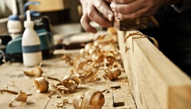 На Хмельниччині туристів навчатимуть працювати з деревиною