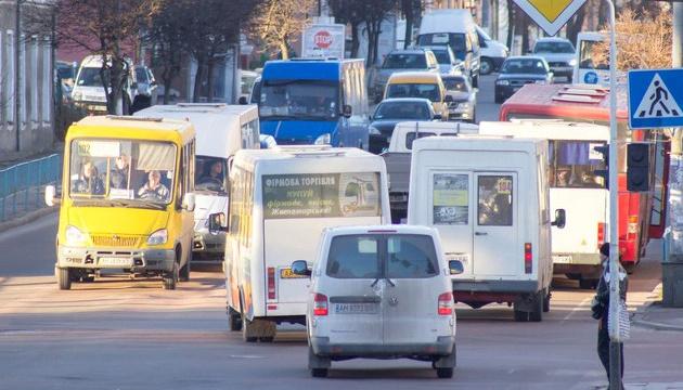 У Житомирі почали дезінфікувати громадський транспорт