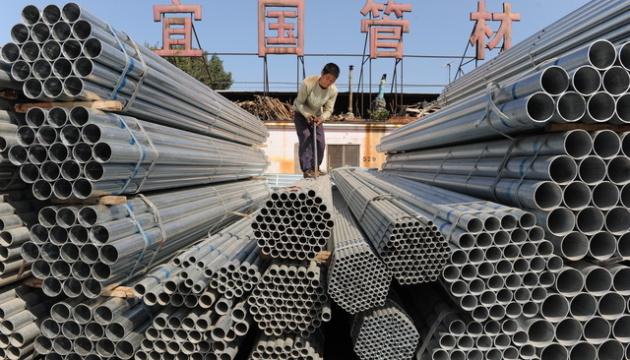 Єврокомісія ввела антидемпінгові мита на китайську сталь