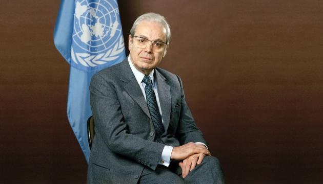 В возрасте 100 лет умер бывший генсек ООН Хавьер Перес де Куэльяр