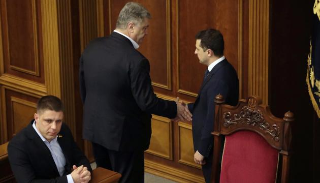 Зеленський vs Порошенко: скільки голосів отримали б зараз конкуренти на виборах