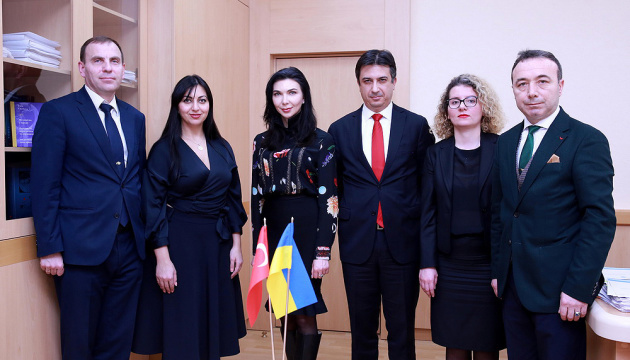Ukraine, Turkey to enhance cooperation in maritime and border security