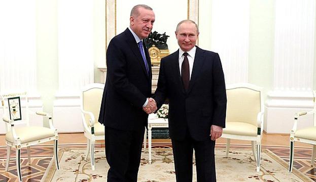 Путін заявив Ердогану, що втрат в Ідлібі зазнала не лише Туреччина