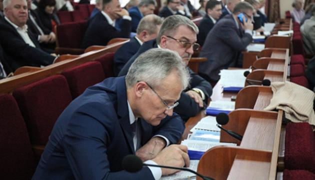 Житомирский облсовет просит власть не сокращать эфирное время Общественного