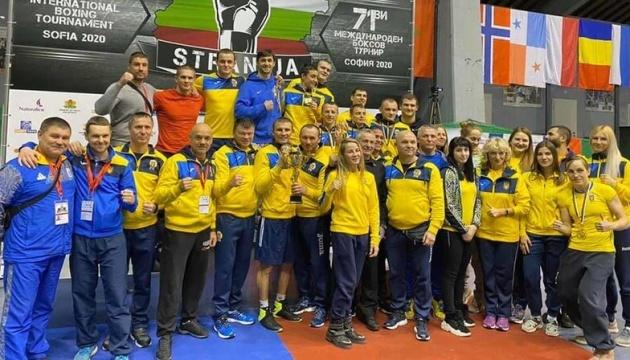 На ліцензійному турнірі з боксу у Лондоні Україну представлятимуть 13 боксерів