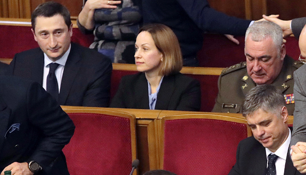 Maryna Lazebna outlines first tasks for Social Policy Ministry