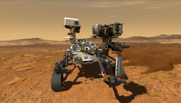 Марсохід NASA Mars-2020 отримав офіційну назву