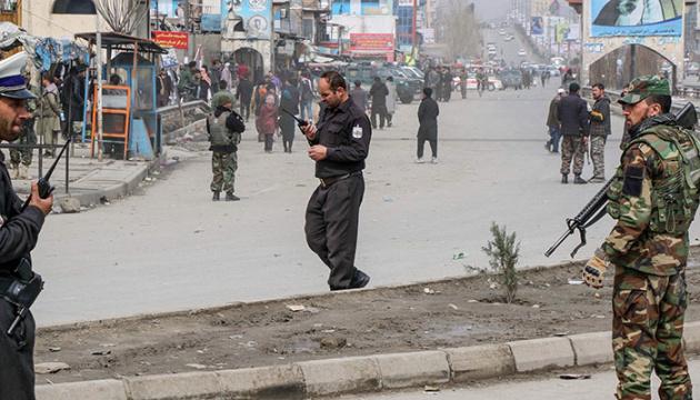 В Кабуле боевики расстреляли мероприятие с участием премьера Афганистана, 27 погибших