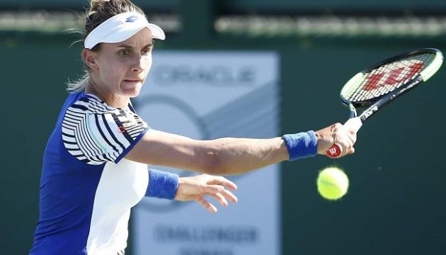 Цуренко вийшла до півфіналу турніру WTA серії Challenger в Індіан-Веллсі
