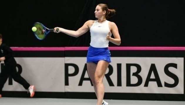 Костюк зупинилася у півфіналі парної сітки турніру WTA в Ліоні