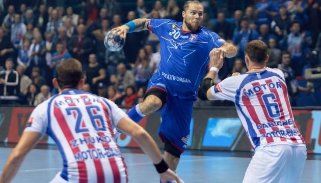 «Мотор» проиграл белорусам в четвертьфинале SEHA-Лиги