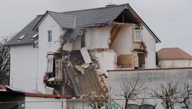 Поблизу Берліна обвалився будинок, загинула жінка