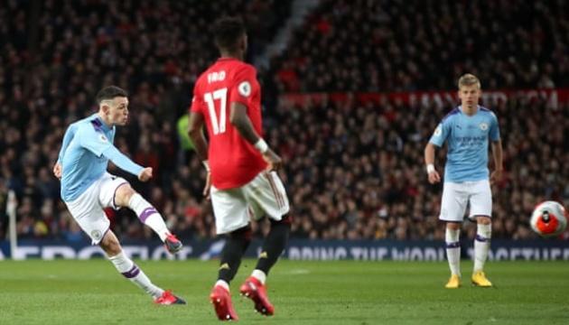 АПЛ: Зінченко зіграв в дербі Манчестера, «Ман Сіті» програв