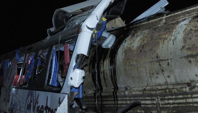 У Сирії в бензовоза відмовили гальма: 32 загиблих, понад 70 поранених