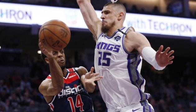 НБА: 15 очок Леня не врятували «Сакраменто» від поразки