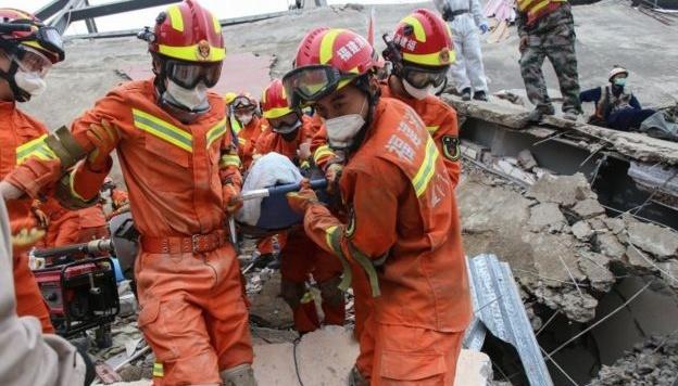 У Китаї зросла кількість загиблих під завалами