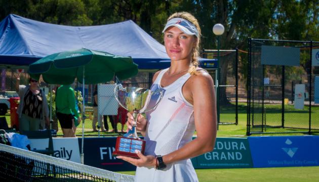 Українка Маріанна Закарлюк виграла свій другий титул ITF