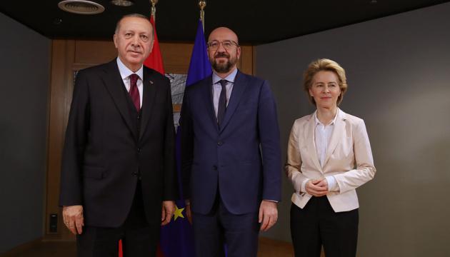 Міграційна криза: ЄС готовий йти назустріч Туреччині, якщо це буде взаємно