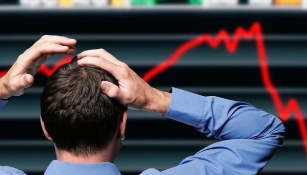 Російський ринок акцій відкрився обвалом індексів