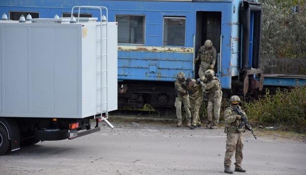 На Вінниччині СБУ проведе масштабне антитерористичне навчання